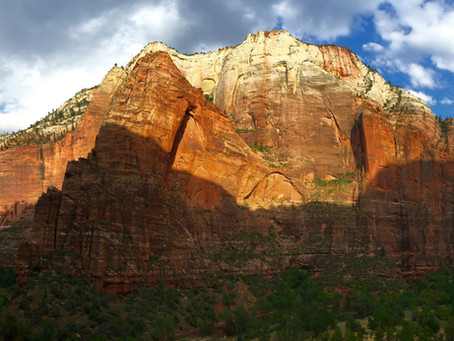 Zion National Park is open with limited operations