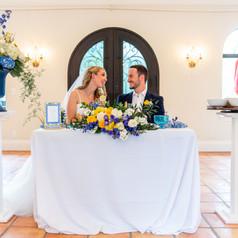 indoor wedding venue near Zion National