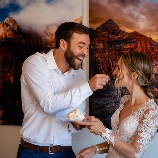 wedding toasts in zion national park.jpg