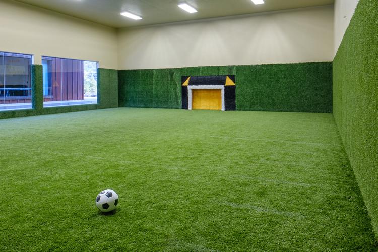 Indoor Soccer Field