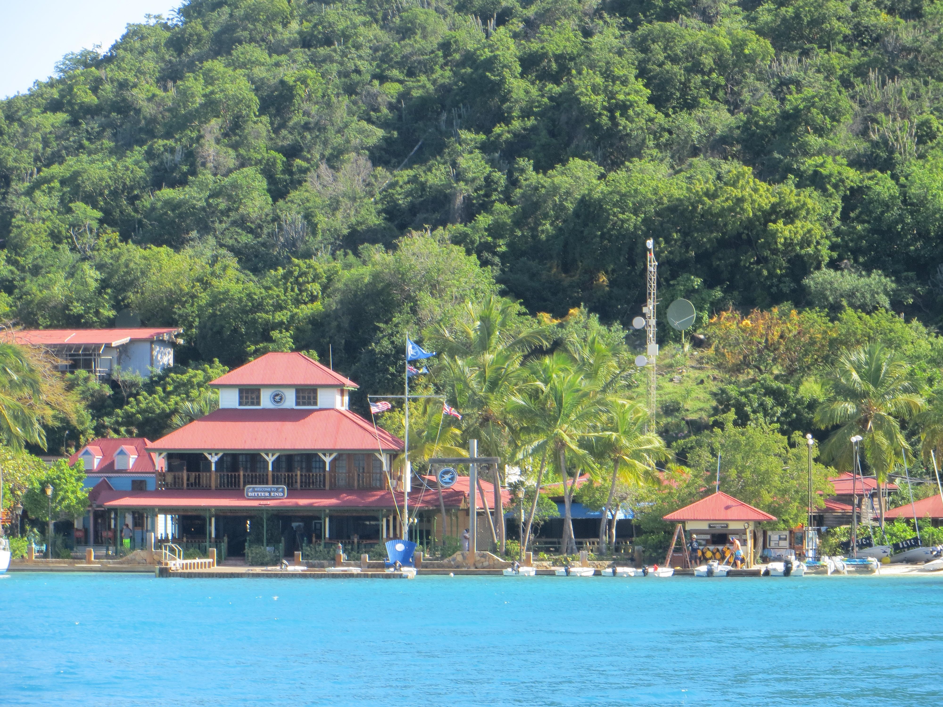 Bitter End Yacht Club North Sound