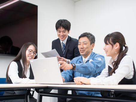 先輩の仕事スケジュール紹介