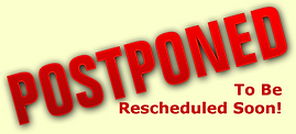 2020 ECF Event Postponed - To be resched