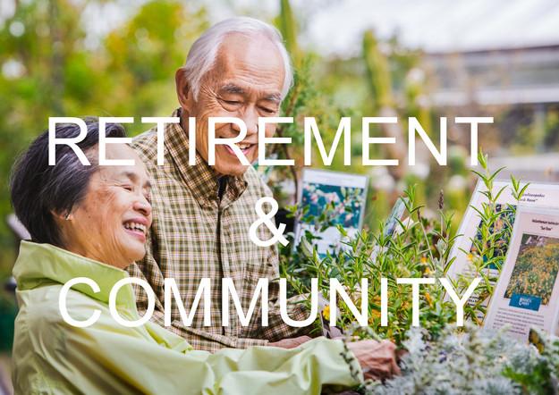 Retirement & Community