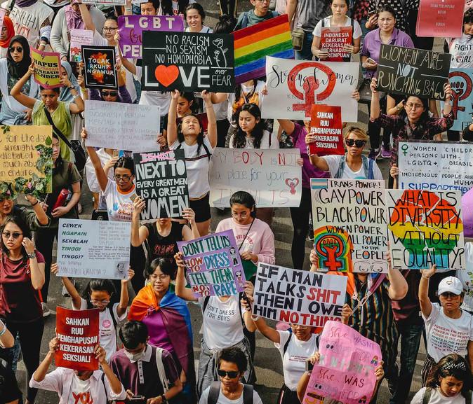 Women's March Jakarta 2018