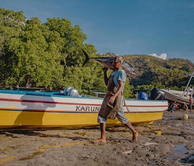 Atambua Fisherman