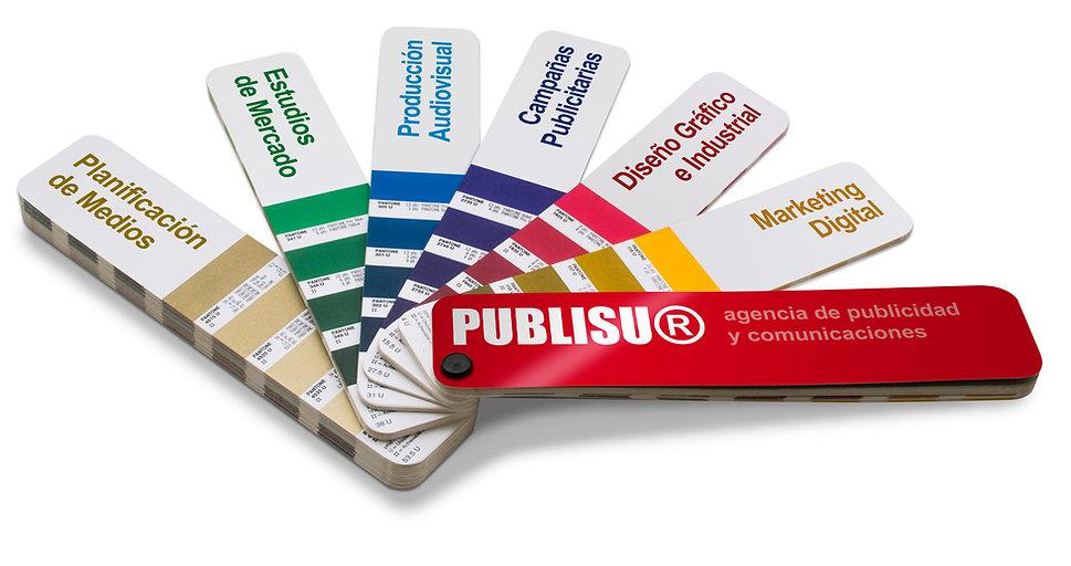Publicidad, diseño, audiovisual, estudios y medios.