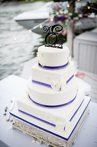 Jacqui\'s Cakes|Fondant Wedding Cake Gallery