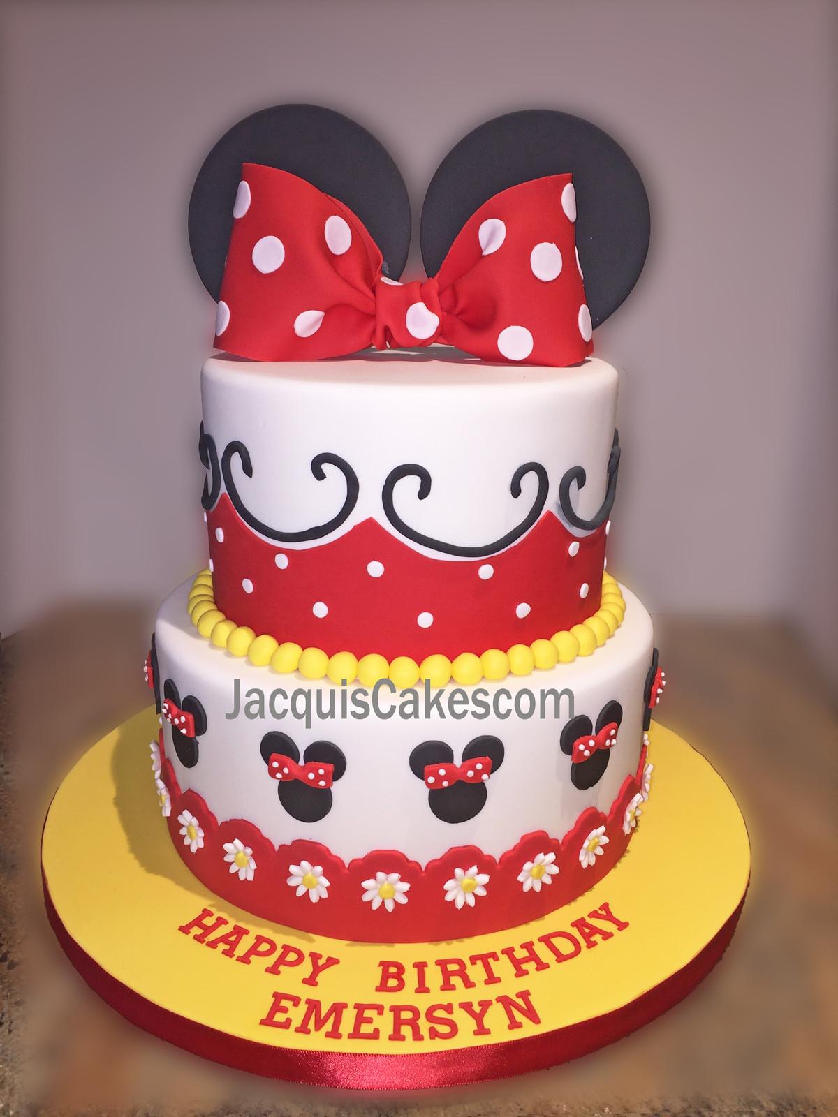 Birthday Cakes Bonney Lake WA Jacquis