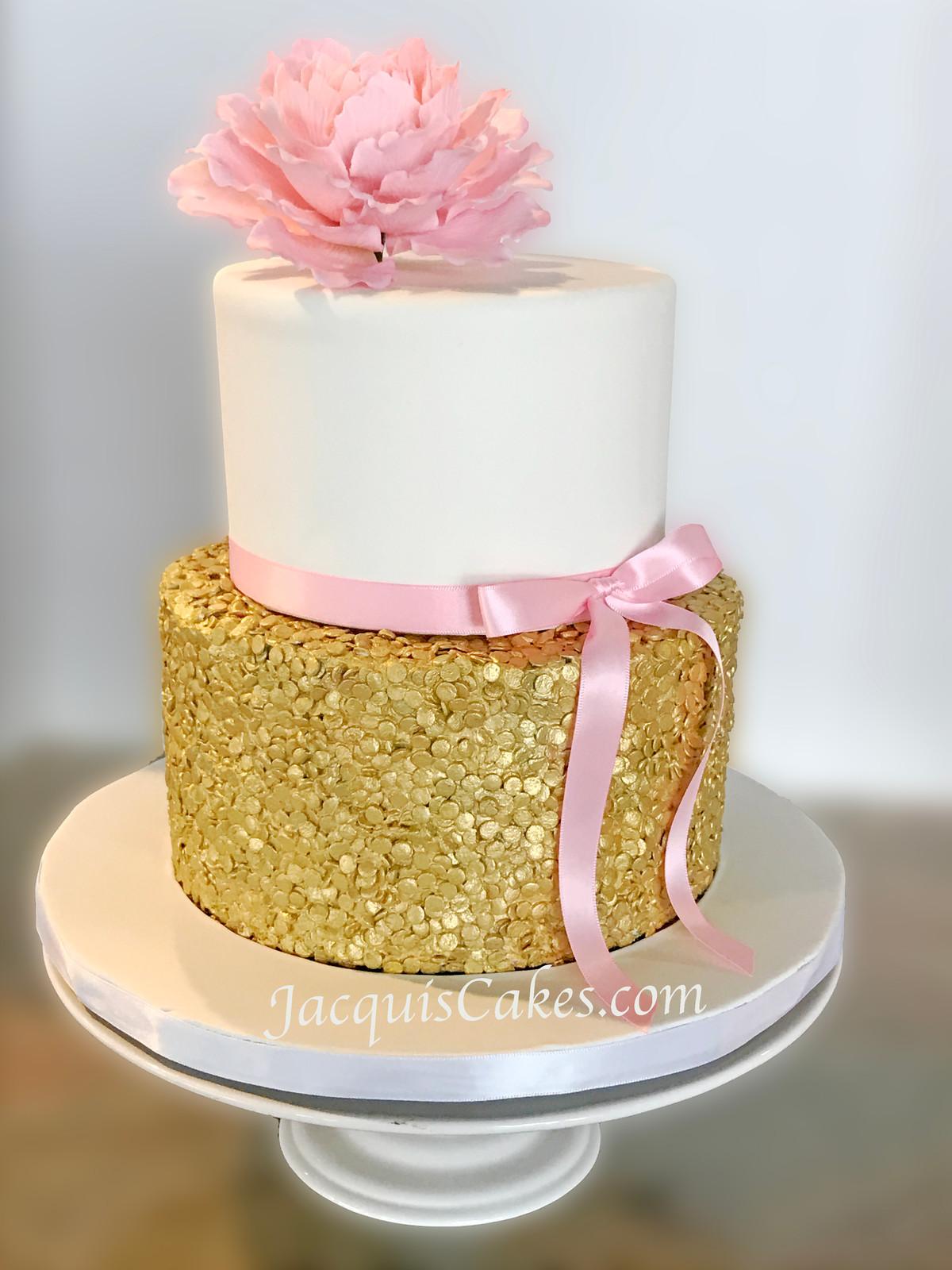 Jacqui\'s Cakes | Fondant Wedding Cakes