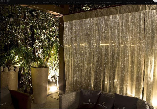 #unique #decoration by #dreamlux.jpg #innovativeproduct - #ledfabrics.jpg #different #colours , #different #textures and #different ways of usage.jpg