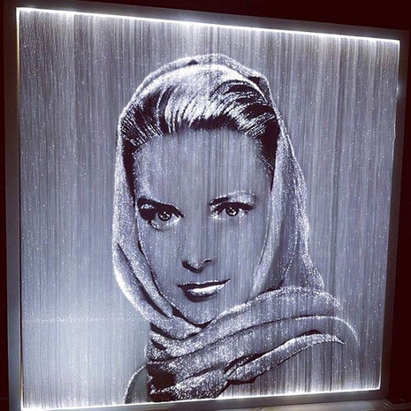 #amazing #artpanel with #gracekelly from #dreamlux. Unlimited customization with #dreamlux will make your home different.jpg