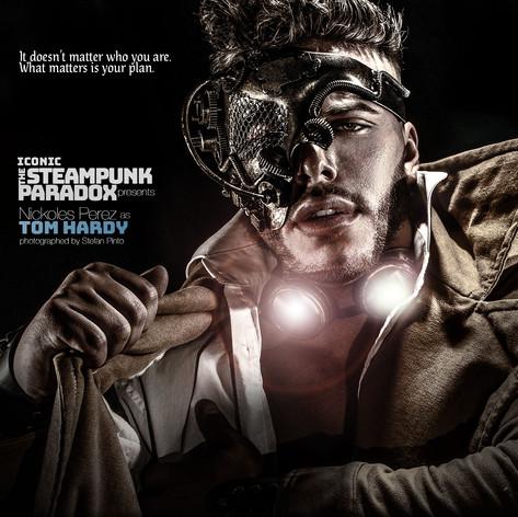 Nickoles Alexander as Tom Hardy