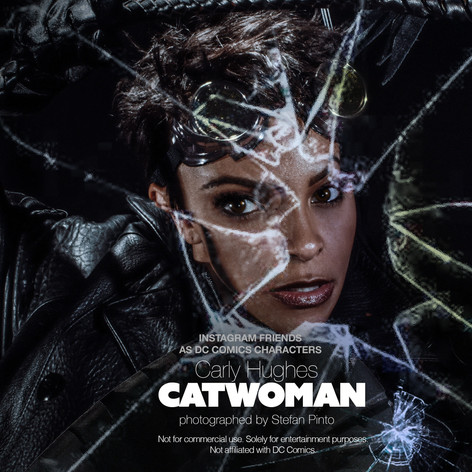 Carly Hughes as Catwoman