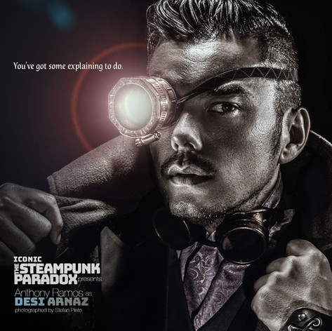 Anthony Ramos as Desi Arnaz