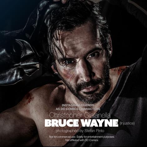 Christopher Gialanella as Bruce Wayne