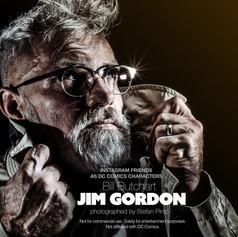 Bill Butchart as Jim Gordon