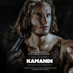 Carlo Sciortino as Kamandi