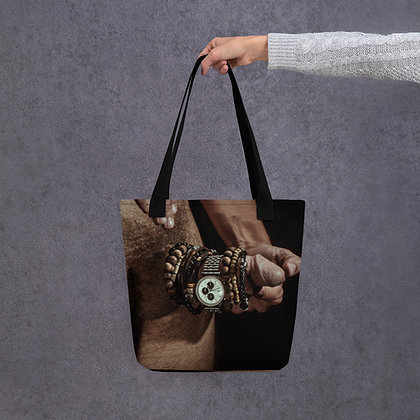 """Hands On"" Tote Bag"