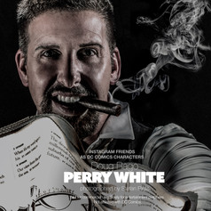 Doug Rago as Perry White