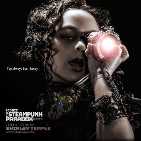 Juliana Mafrici as Shirley Temple