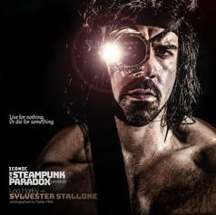 Leo Harley as Sylvester Stallone