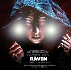 Georgina Leahy as Raven