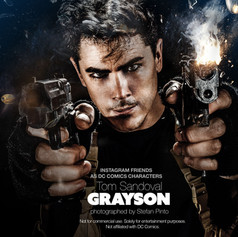 Tom Sandoval as Grayson