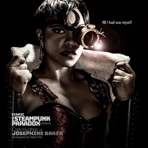 Carly Hughes as Josephine Baker