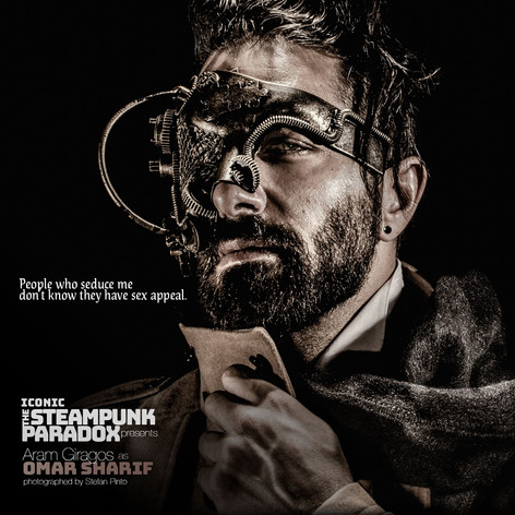 Aram Giragos as Omar Sharif