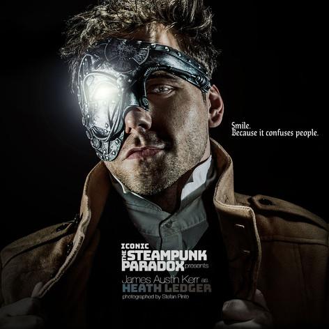 James Austin Kerr as Heath Ledger