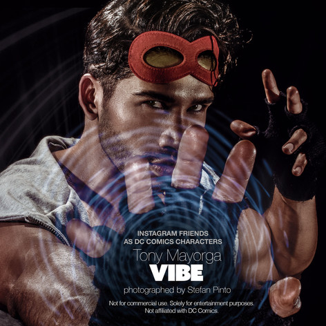 Tony Mayorga as Vibe