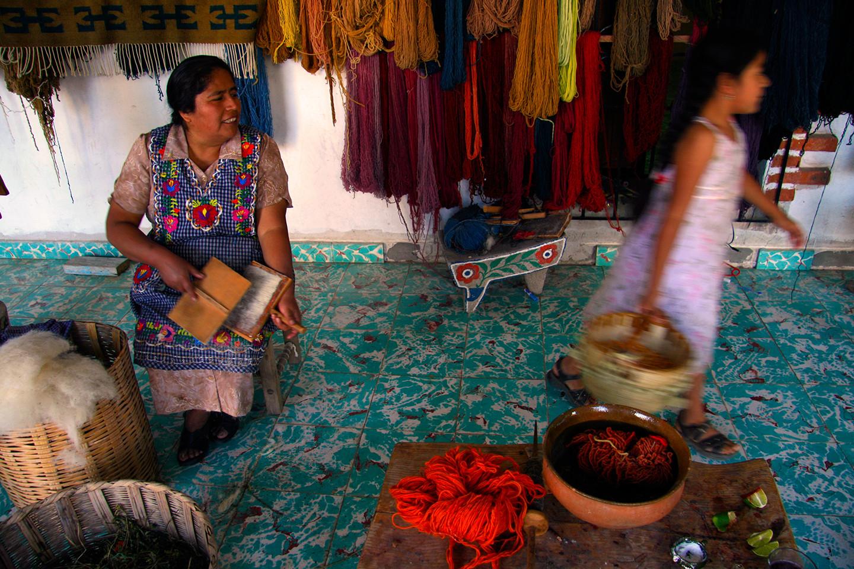 Oaxaca, Mexico - January 2008