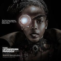 DJ Asha as Maya Angelou