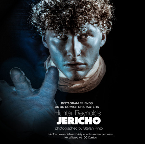 Hunter Reynolds as Jericho