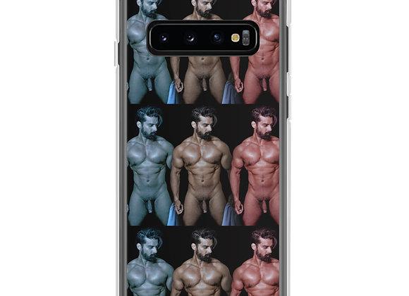 Self Portrait Collage Samsung Case
