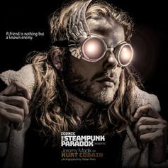 Jeremy Madix as Kurt Cobain
