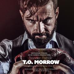 Brendan Patrick as T.O. Morrow