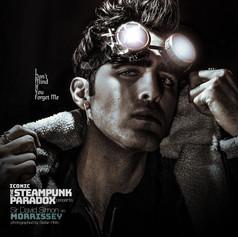 David Simon as Morrissey