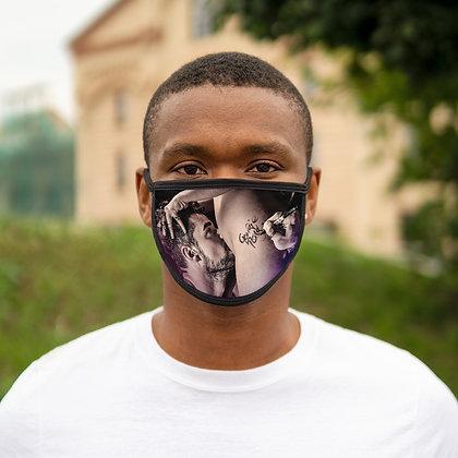 "Smoke + Mirrors ""Georgie Porgy"" Full-Screen Mixed-Fabric HD Face Mask"
