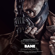Bart Mastronardi as Bane
