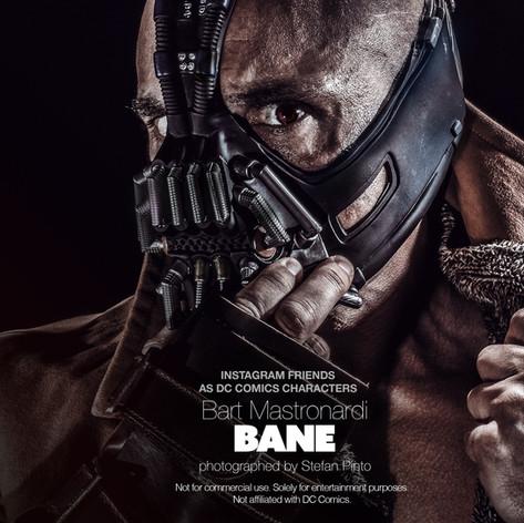 Bart Mastronardi as Bane