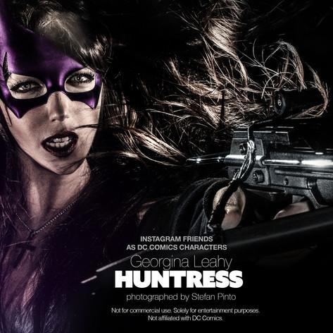 Georgina Leahy as Huntress