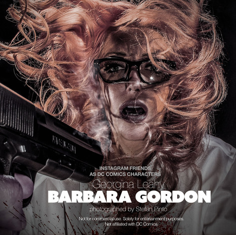 Georgina Leahy as Barbara Gordon