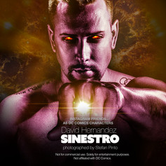 David Hernandez as Sinestro