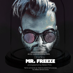 Bradley as Mr. Freeze