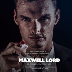 Ken St. Pierre as Maxwell Lord