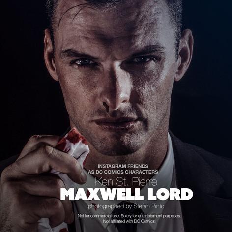 Ken St. Pierre as Maxwell Lord