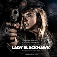Georgina Leahy as Lady Blackhawk