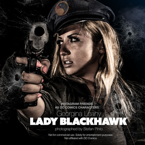 Georgina Leahy as Lady Blackhawk